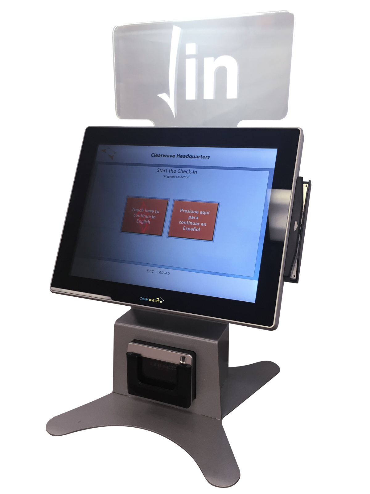 Andrews Sports Medicine Amp Orthopaedic Center Improves Workflow With Clearwave Kiosks