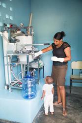 New Water Filtration System in Sierra Prieta, DR