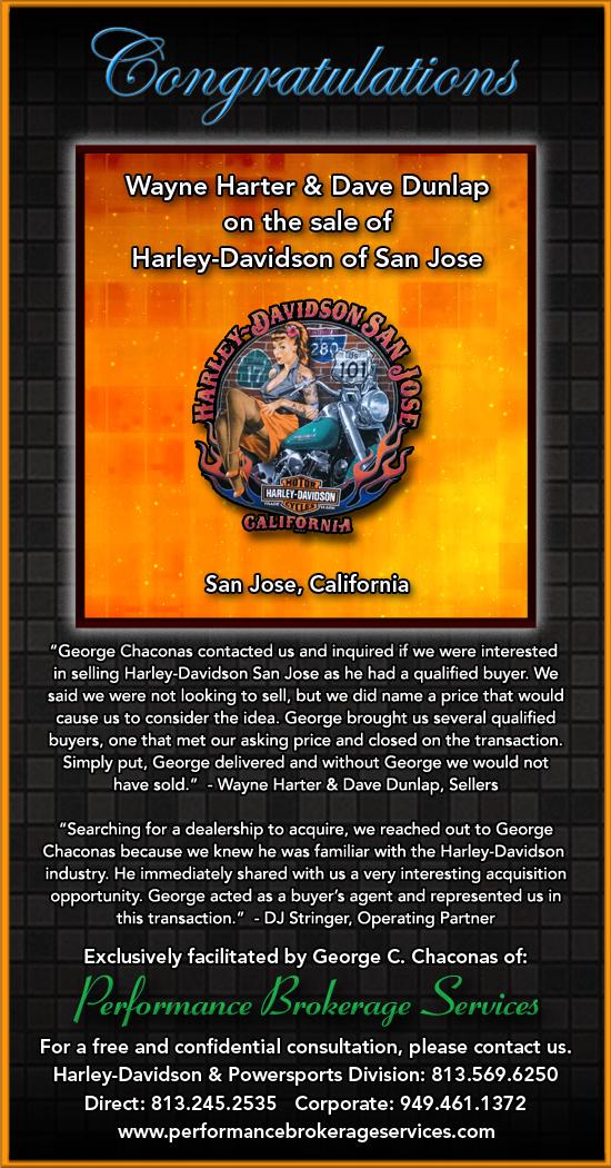 Texas Harley Davidson >> Harley-Davidson San Jose Dealership in San Jose ...