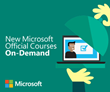 CED Solutions now offers Microsoft Course On-Demand Online Learning