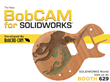 BobCAD-CAM to Show New BobCAM for SOLIDWORKS™ CNC Software at SOLIDWORKS World 2016