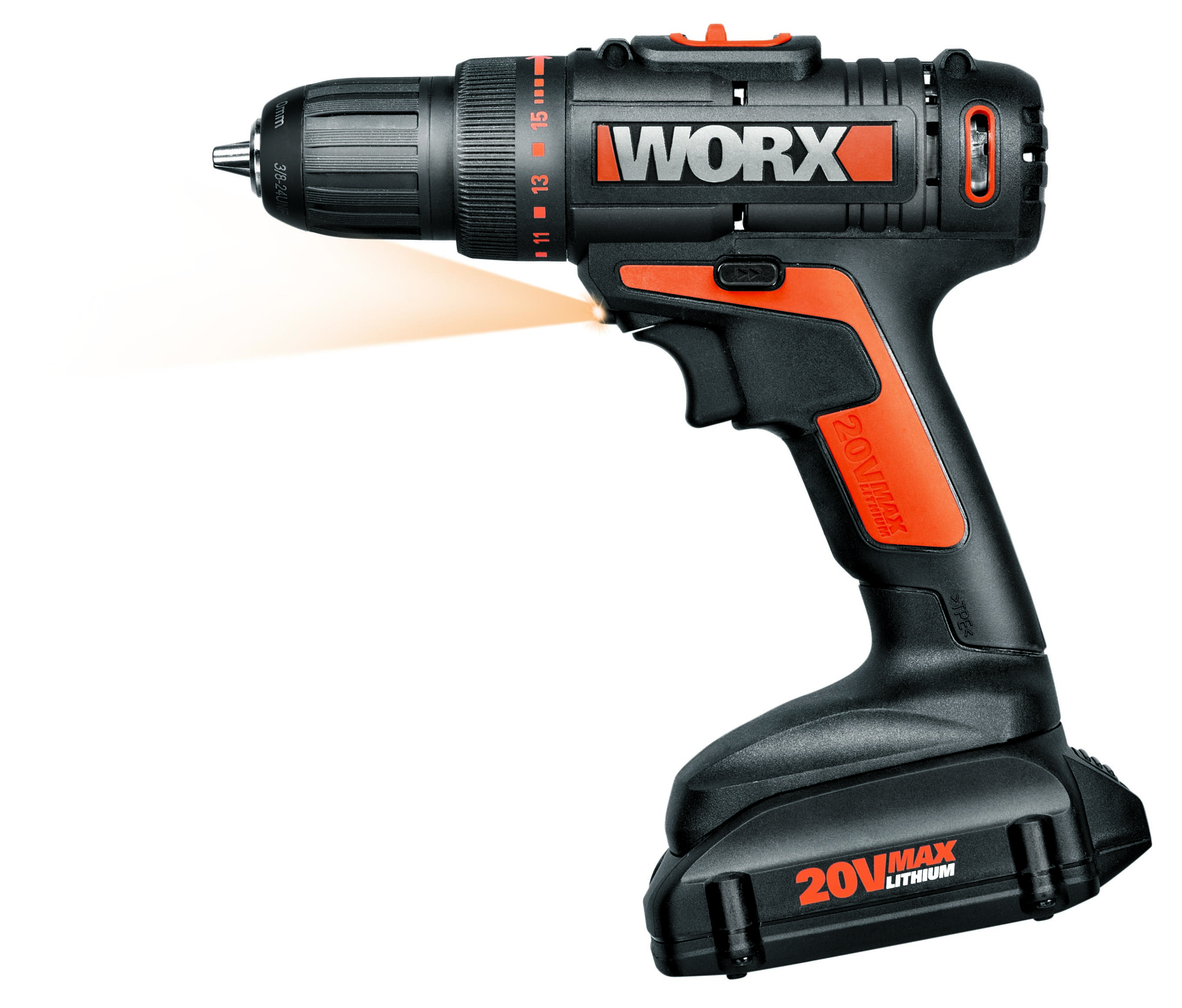 New Worx Powershare System Enables Single 20 Volt Battery