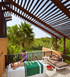 Banyan Tree Spa Pool Villa Outdoor Treatment