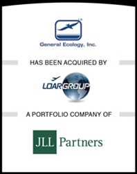 BlackArch Partners Advises General Ecology, Inc. on Sale to Loar Group, Inc.