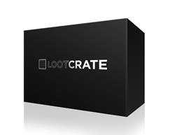 Image of Loot Crate™ mystery box