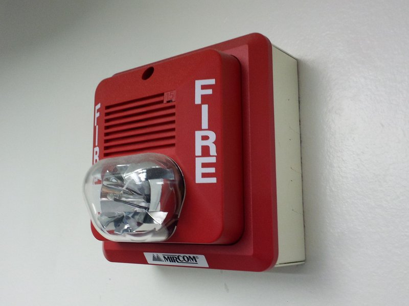 Article On Fire Protection Points Out That Homeowners And