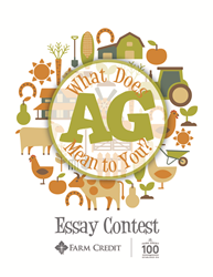 Farm Credit of the Virginias' What Does Ag Mean to You? Youth...