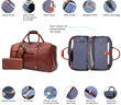 The World's First Duffle Suitcase Raises Over $155,000 - More than Doubling its Kickstarter Goal, Early in the Campaign