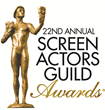 Marian Massaro - Live Announcer of the 22nd Annual Screen Actors Guild Awards