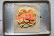 Slow Roasted Citrus Salmon. A recipe from 10 Day Health Challenge.