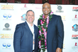 David Meltzer and Warren Moon Host the 15th Annual Pro Bowl Dinner in Honolulu in 2014.