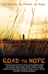 """Road to Hope"" documentary poster"