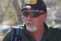 Gold Trails TV series host Kevin Hoagland