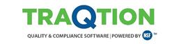 TraQtion Logo