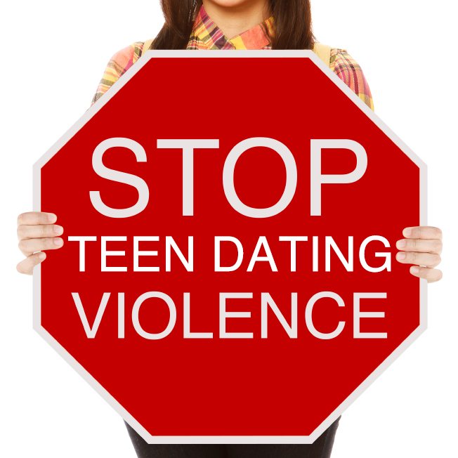 home teen dating violence