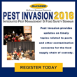 McCloud Services' Annual Pest Invasion to Take Place April 26, 2016