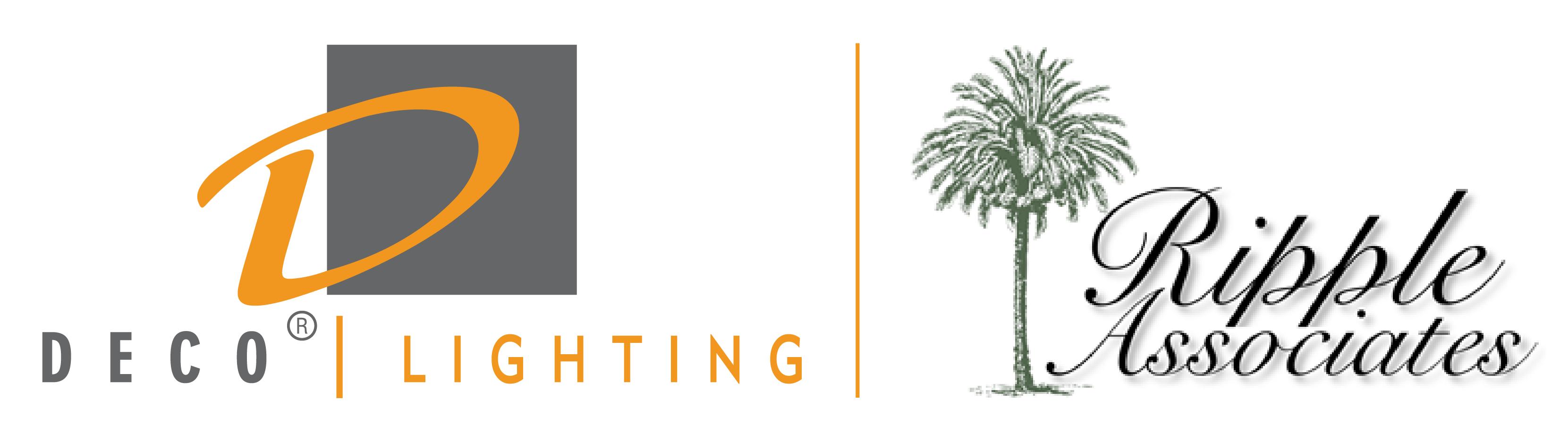 deco lighting appoints ripple associates as florida sales