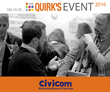 Civicom to Exhibit and Connect with Industry Peers at Quirks Event 2016