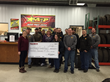 A&P Auto Parts Raises $19,000 For Wounded Warrior Project