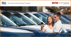 Overseas Auto Buying Program