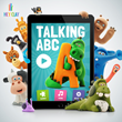 HEY CLAY Launches Its App Store Best Kids App of 2013 Talking ABC in French & Makes It Available at No Cost Exclusively in French for a Limited Time