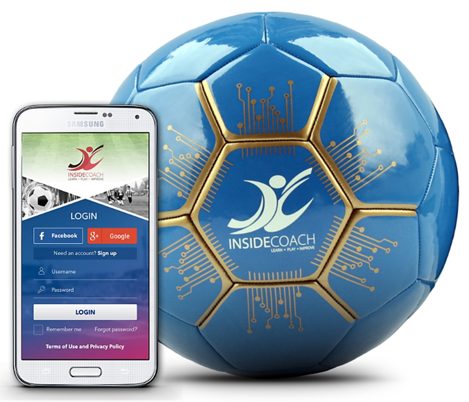 Gps Car Tracker >> InsideCoach Hi-Tech Smart Soccer Ball Takes The Beautiful Game To A New Level Of Insight And ...
