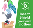 Insect Shield® Launches Treat Your Own Clothes Service to Help Address Zika Virus Concerns