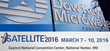 Dow-Key® Microwave to Feature Next Generation Waveguide Switches and Assemblies at Satellite 2016 in National Harbor, Maryland