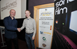 Richard Welsh Congratulates Louis Arrigoni for Winning the VR Category in 2015