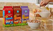 Back to the Roots organic cereal line.