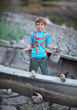 """Nine-Year-Old """"Micro-Activist"""" Sees Extended Drought as an Opportunity to Clean Up"""