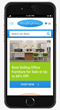 OfficeAnything.com mobile website