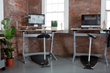 Out with sit-to-stand; stand-assist workstations are a healthier way to work