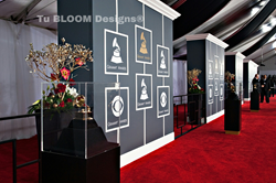 Official Botanical Artist of the Grammy Awards®,