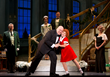 Annie and Daddy Warbucks