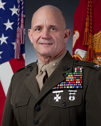 Colonel John C. Church, Jr., USMCR