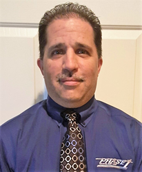 Randy Ponce de Leon, New Director of East Coast Sales, Phase 1 Technology Corp., www.phase1tech.com