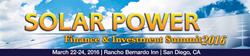 Solar Power Finance & Investment 2016