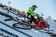 Monster Energy's Paul Thacker Takes Silver in Adaptive Snocross at X Games Aspen 2016