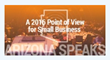 Prism Global Marketing Solutions Sponsors the Arizona Speaks - A 2016 Point of View of Small Business Event Presented by the Arizona Small Business Association