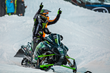 Monster Energy's Tucker Hibbert Wins Gold in Snowmobile Snocross at the X Games Aspen 2016