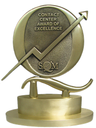 call center awards. contact center awards, sqm group, first contact resolution