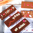 Valentine's Day Chocolate Bars