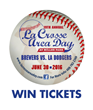 Explore La Crosse announces competition for winning charity to throw out first pitch at annual La Crosse Area Day at Miller Park on June 30