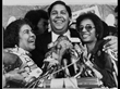 Election Night:  Mother Irene Jackson, Mayor Maynard Jackson, and Bunnie Jackson