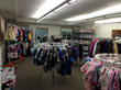 The Clickstop Cares Closet serves area families and individual in needs, with gently used clothing, shoes, and housewares.