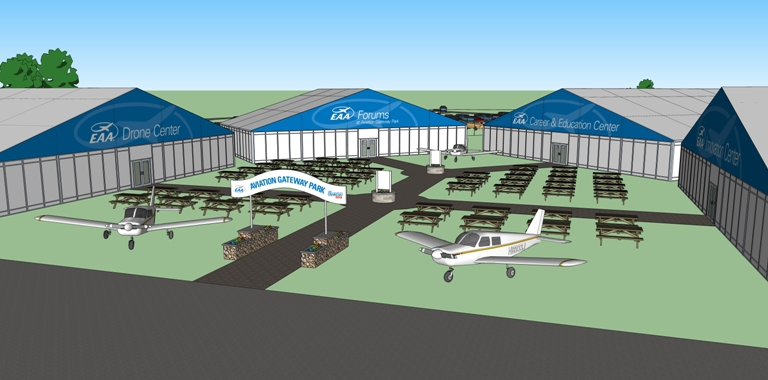Aviation Gateway Park Activities Expand with Innovation ...