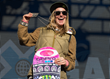 Monster Energy's Jamie Anderson Wins Silver in Women's Snowboard Slopestyle X Games Aspen 2016