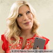 New Tori Spelling Interview About Seeking Career Guidance from Psychic Source