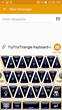 Big Quick Triangle Keyboard Screen Shot